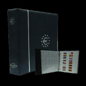 Euro Coin Album in Numis format