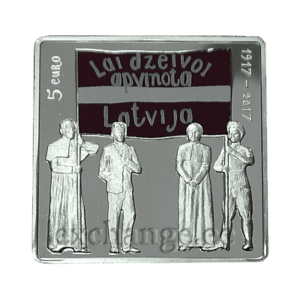 Latgale Congress (silver)