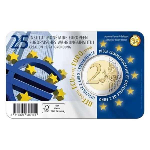 2-Euro-Belgien-2019-25-Jahre-Europaeisches-Waehrungsinstitut-Coincard-niederl-Version_b2