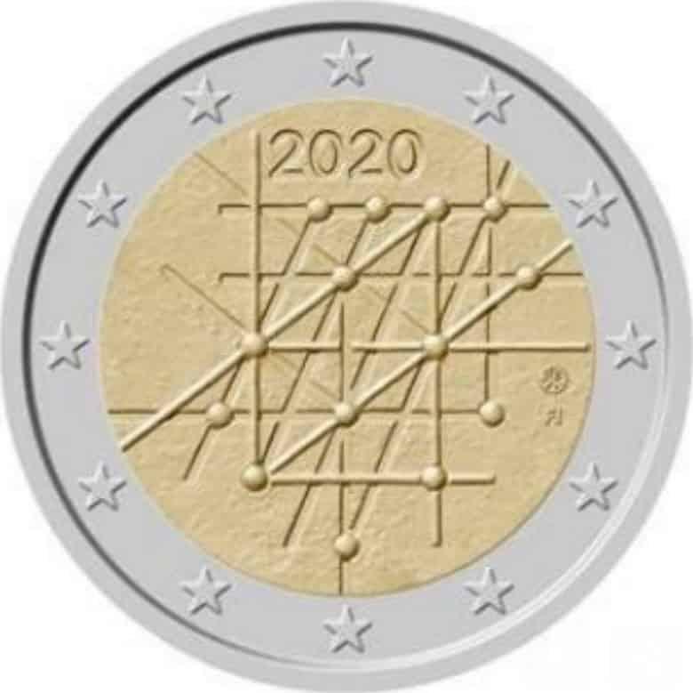 Suomi 100 2€ Arvo